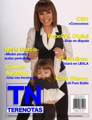 #42 Maria Garcia; Madre Picara y audaz periodista