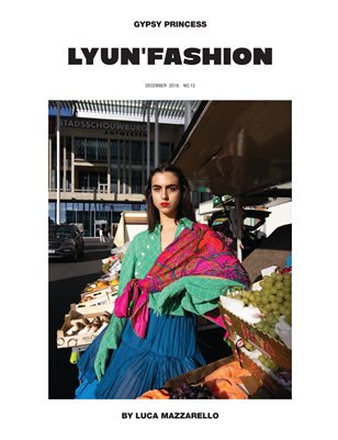 LYUN ISSUE No.12 (VOL No.2)