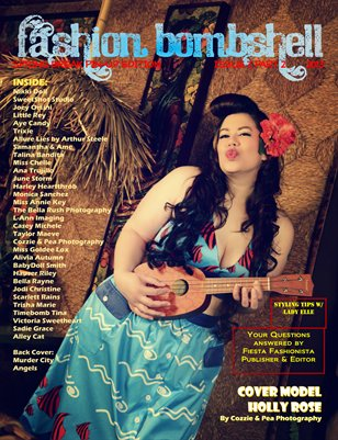 Fashion Bombshell: Issue 7, Part 2 The Spring PinUp Edition