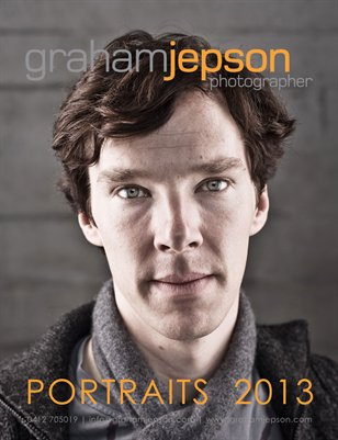 Graham Jepson Portraits 2013