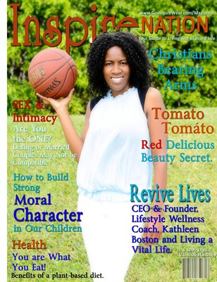 InspireNation May/ June  2012 Issue