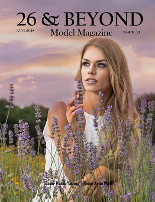 26 & BEYOND Model Magazine Issue #21