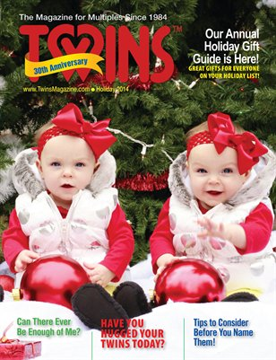 TWINS 2014 Holiday Gift Guide Issue
