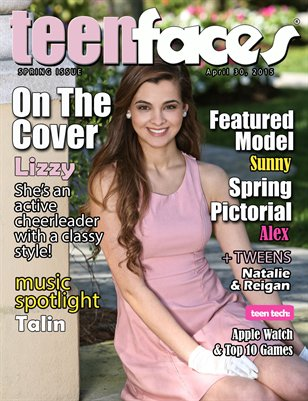 TeenFaces Spring 2015
