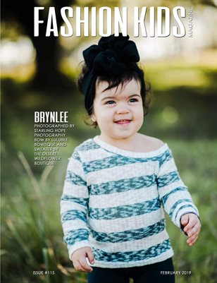 Fashion Kids Magazine | Issue #115