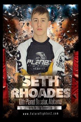 Seth Rhoades Poster #1