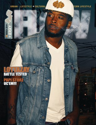 #JerseyFlow Magazine Vol.0 - Lottazay Edition