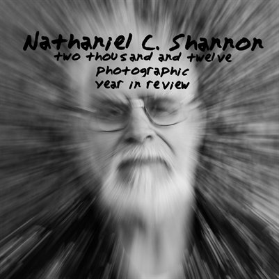 Nathaniel C. Shannon - Photographic year in review 2012