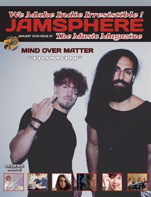 Jamsphere Indie Music Magazine January 2020