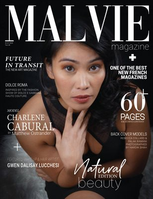MALVIE Mag - Natural Beauty Edition Vol. 09 JULY 2020
