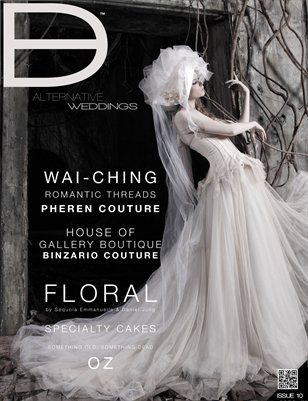 Dark Beauty Magazine - ISSUE 10 - Alternative Weddings