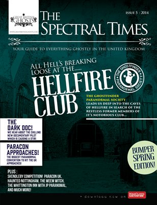 The Spectral Times : Issue 5 : Bumper Spring Issue