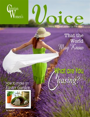 CW Voice March/April 2016