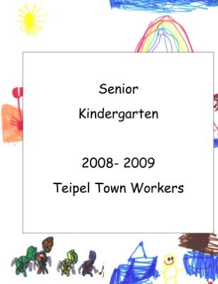 Senior Kindergarten Graduates