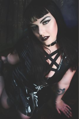 Metal Kitten Goth Goddess 3