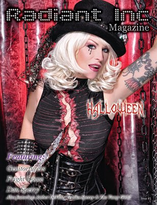 "Radiant Inc Magazine  issue #5 ""Halloween"""