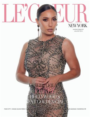 LE'COEUR Magazine July'21 vol2