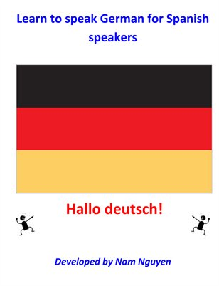 Learn to Speak German for Spanish Speakers