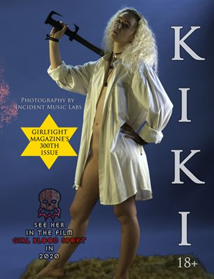 KiKi - 300th Issue | Bad Girls Club