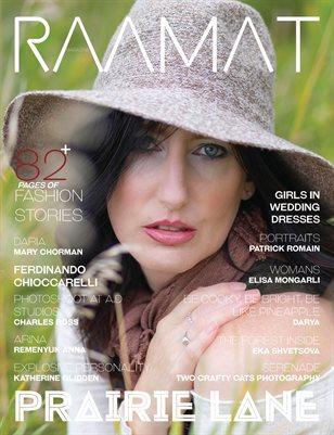 RAAMAT Magazine April 2021 Issue 3