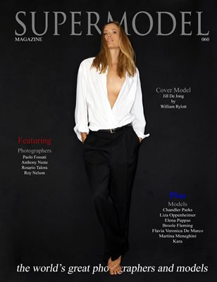 Supermodel Magazine Issue 060
