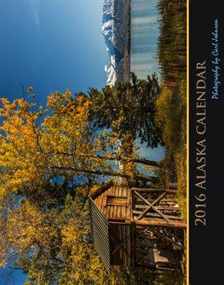 2016 Alaska Calendar