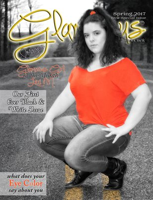 Glamorous Images 2017 Spring Black & White Special Issue