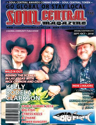 Soul Central Magazine Edition 74 Big Fish