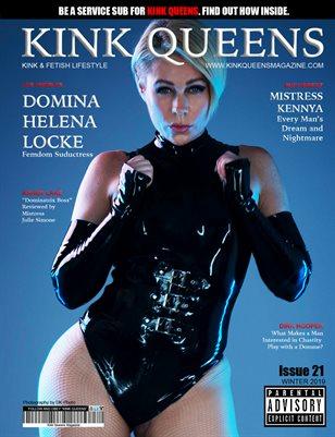 KINK QUEENS MAGAZINE | ISSUE 21 | WINTER 2019