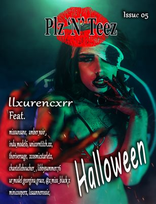 Plz 'N' Teez Issue 05 (Halloween Edition)