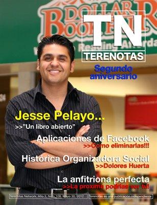 Jesse Pelayo... Un libro abierto