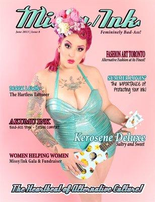 Missy/Ink Magazine Issue 8