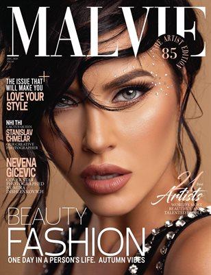 MALVIE Mag The Artist Edition Vol 85 December 2020