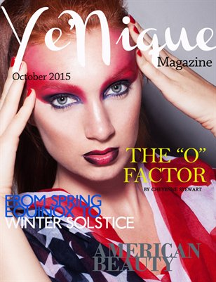 Issue Four - October 2015
