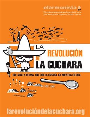 La Revolución de la Cuchara Uno.