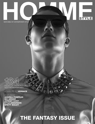 Homme Style 6 - The Fantasy Issue (Cover #2)