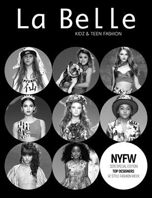 La Belle / NYFW Special Edition (09/2017)