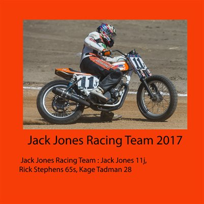 Jack Jones Racing Team  2017 8x8