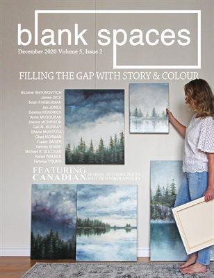 Blank Spaces December 2020