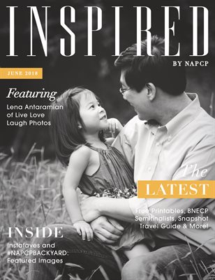 NAPCP Inspired Magazine June 2018
