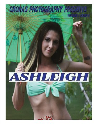 Cronas Photography Presents Ashleigh Issue 5
