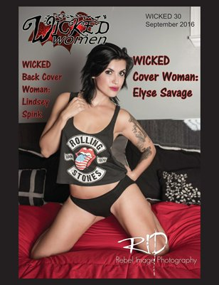 WICKED Women Magazine-WICKED 30: September 2016