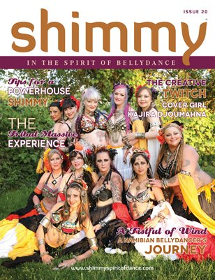 Shimmy Issue 20