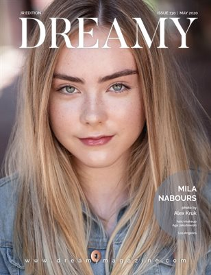 DREAMY Issue 130