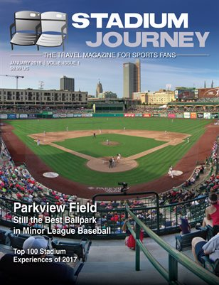 Stadium Journey Magazine, Vol 8 Issue 1