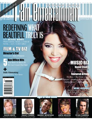 I Am Entertainment JUL/AUG 2013, ISSUE 23