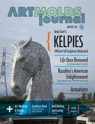 ArtMolds Journal Jan-Feb 2014 Vol. 4