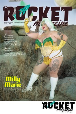 *POSTER* November 2020: Milly Marie