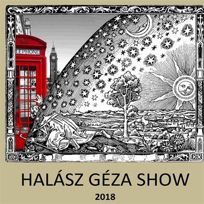 Halász Géza Show 2018 (cartoons)