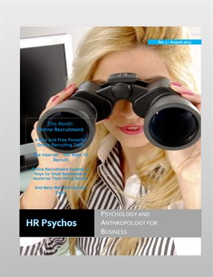 HR Psychos - Online Recruitment